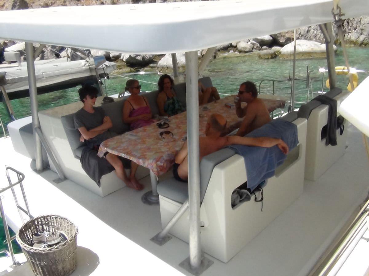 Sailing Yacht Conan