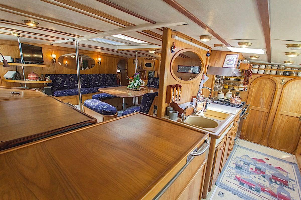 Conan Yacht Vacation