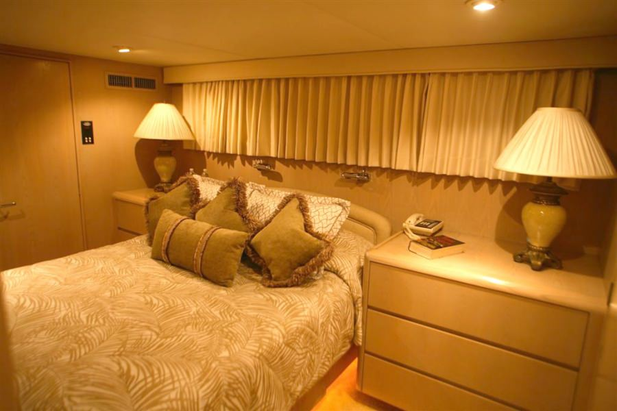 En-Suite Guest VIP Stateroom