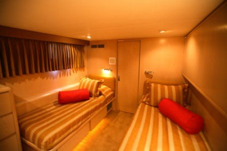 En-Suite Guest Twin Stateroom