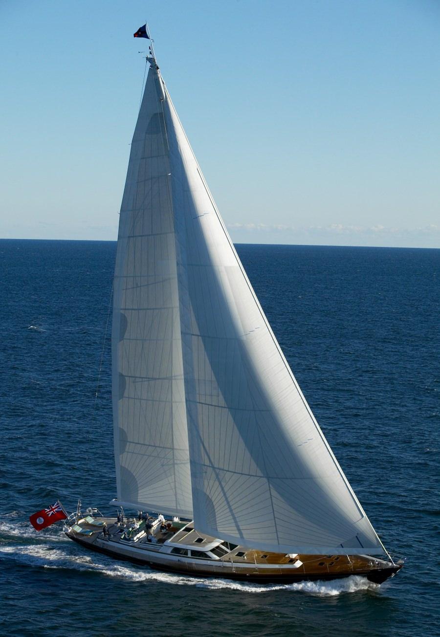 WHISPER yacht image # 17