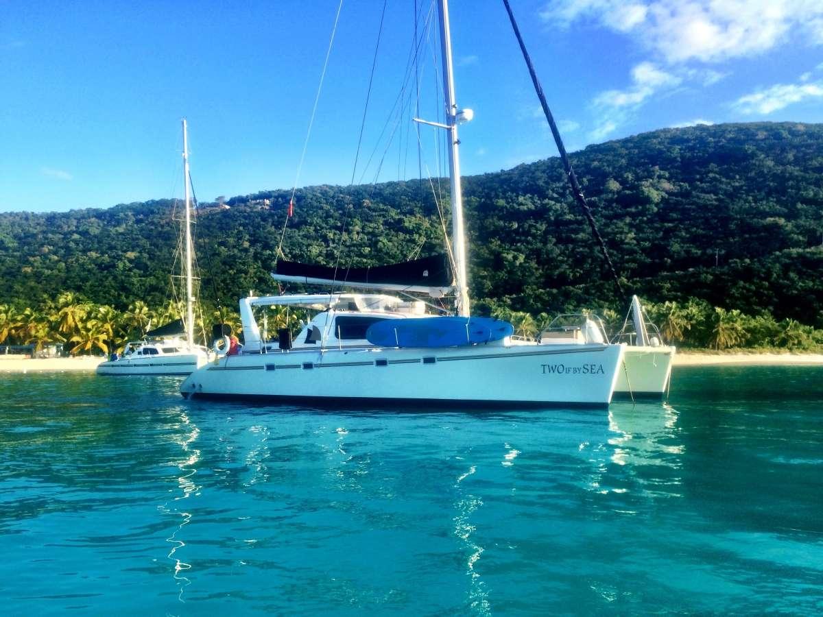 Catamaran Charter Two If By Sea