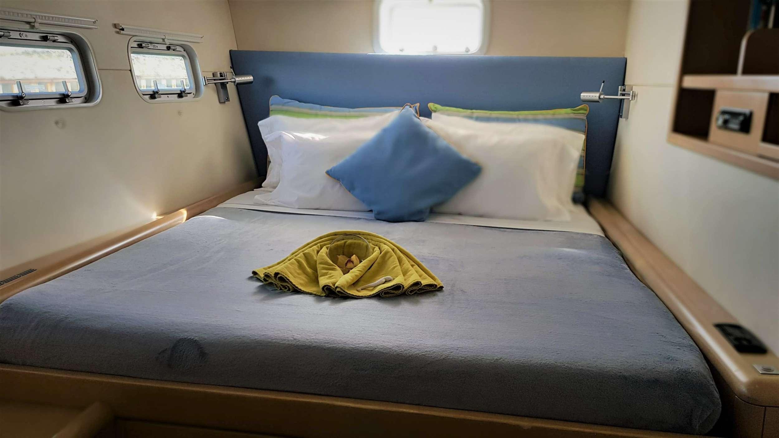 Guest stateroom #2 (port, aft)