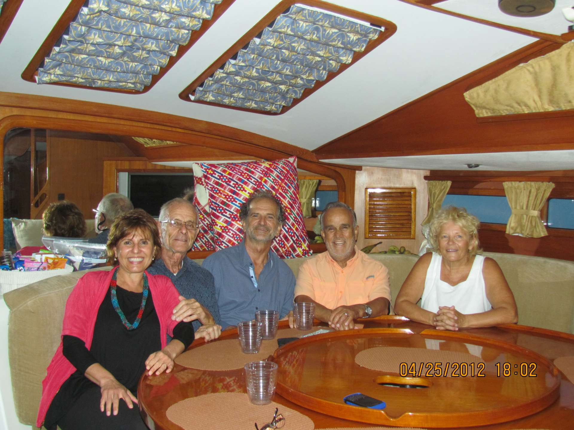 Atlantic Crossing 2012