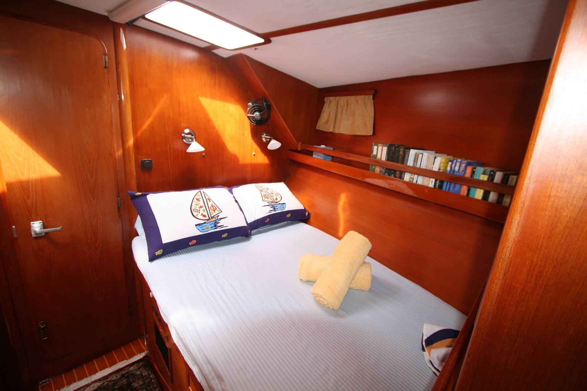 Ensuite Guest Cabin