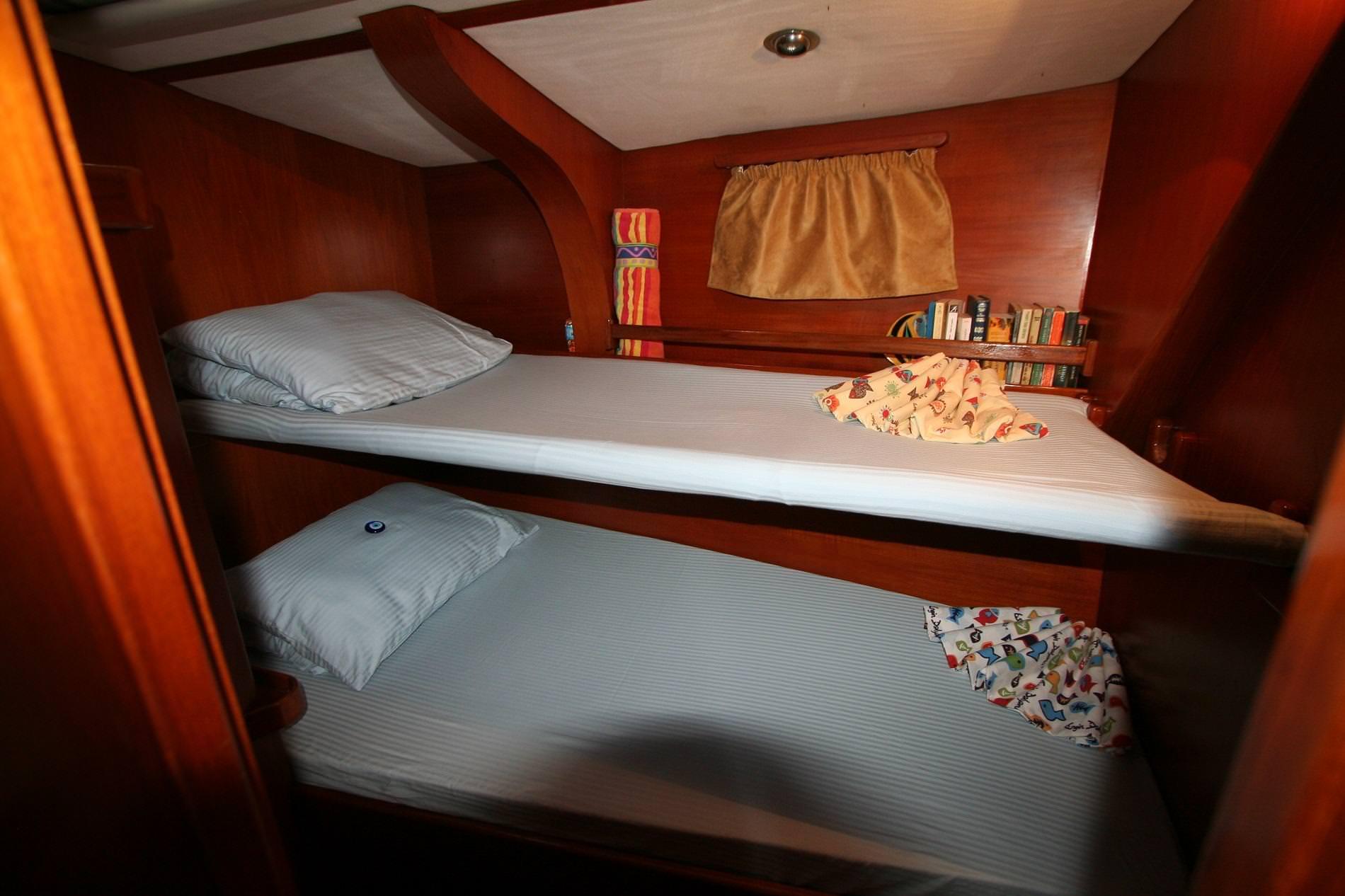 Ensuite Guest Twin Cabin