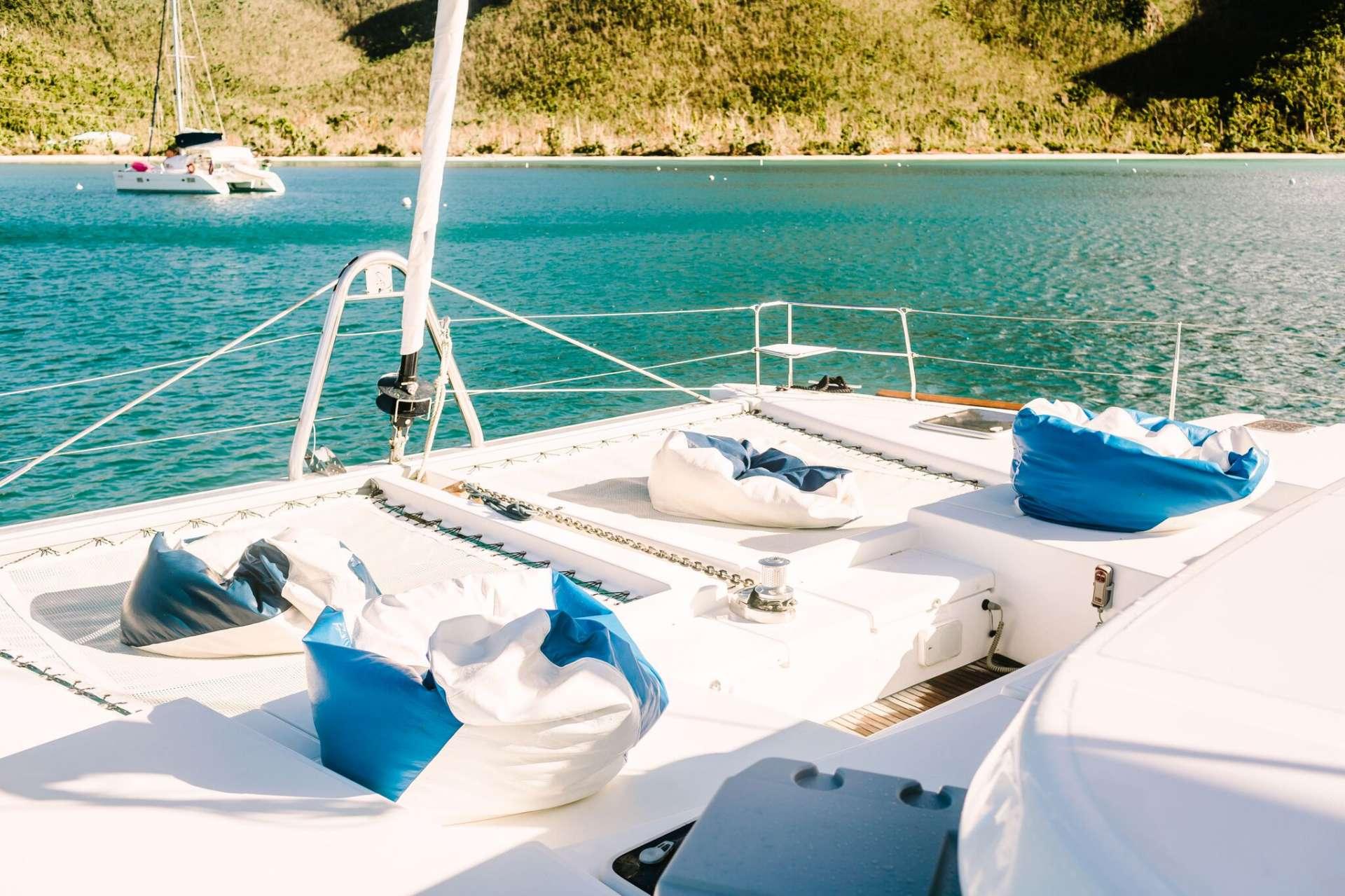 Catamaran Charter Pegasus (l50)