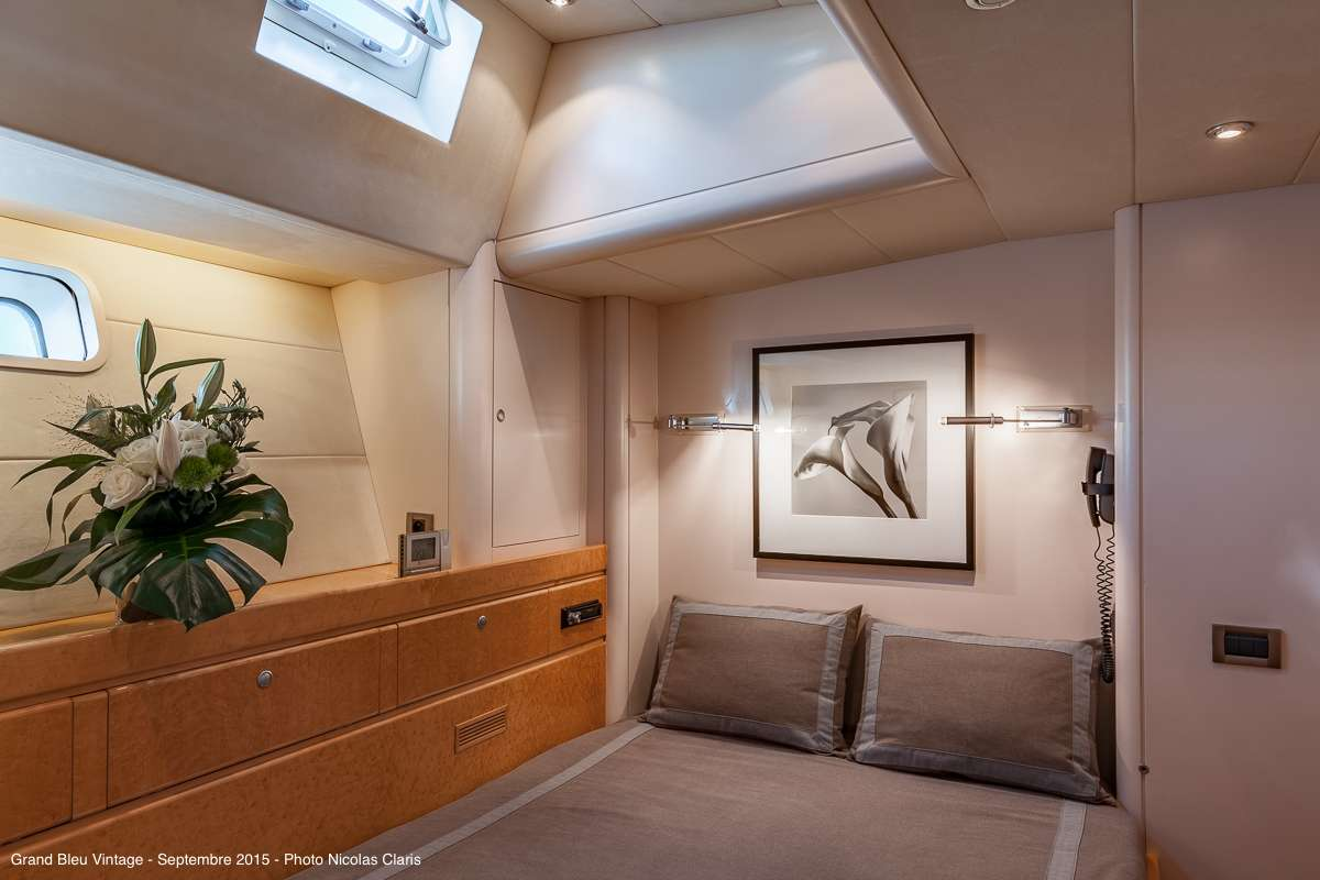 Guest after double cabin (portside)