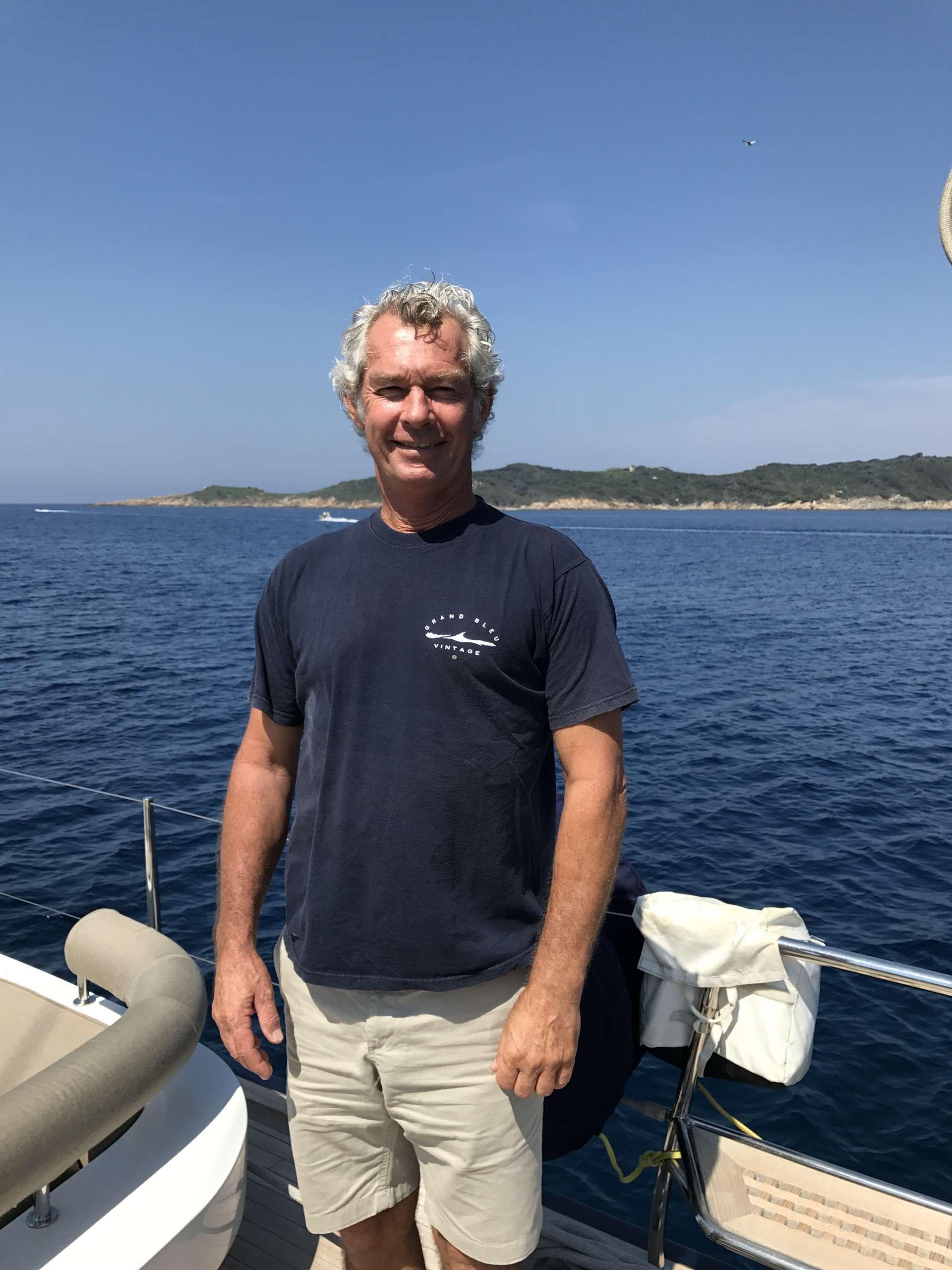Pascal MINIAOU Captain
