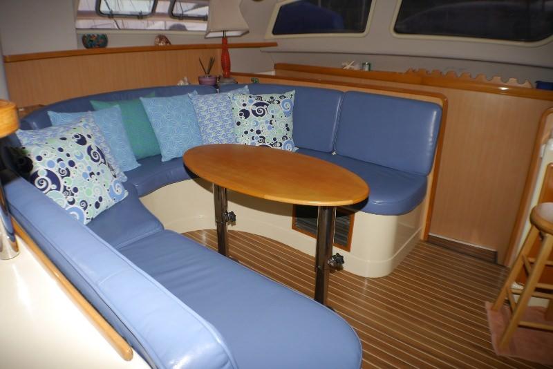 Yacht charter Jet Stream