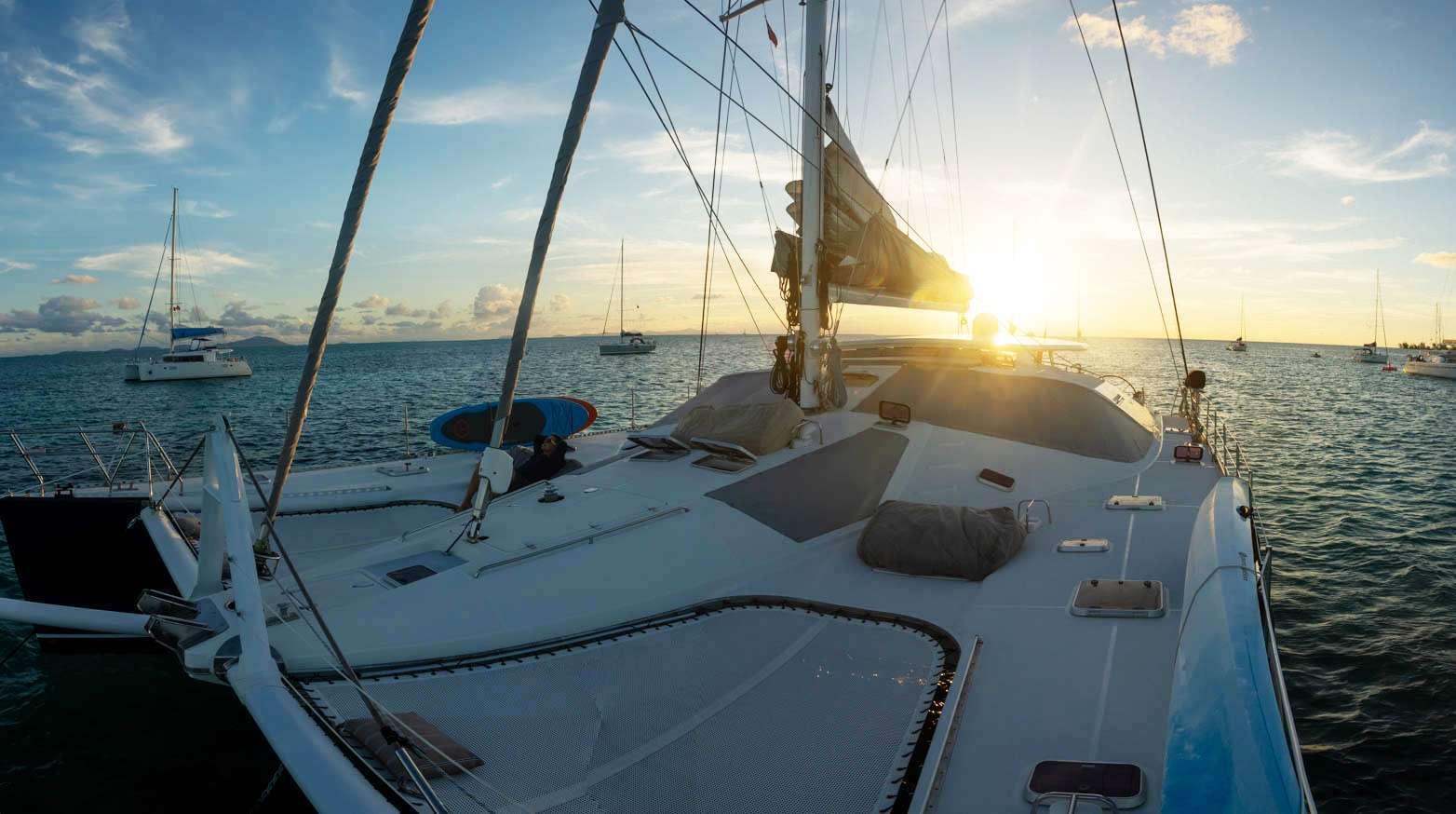 Catamaran Felicia