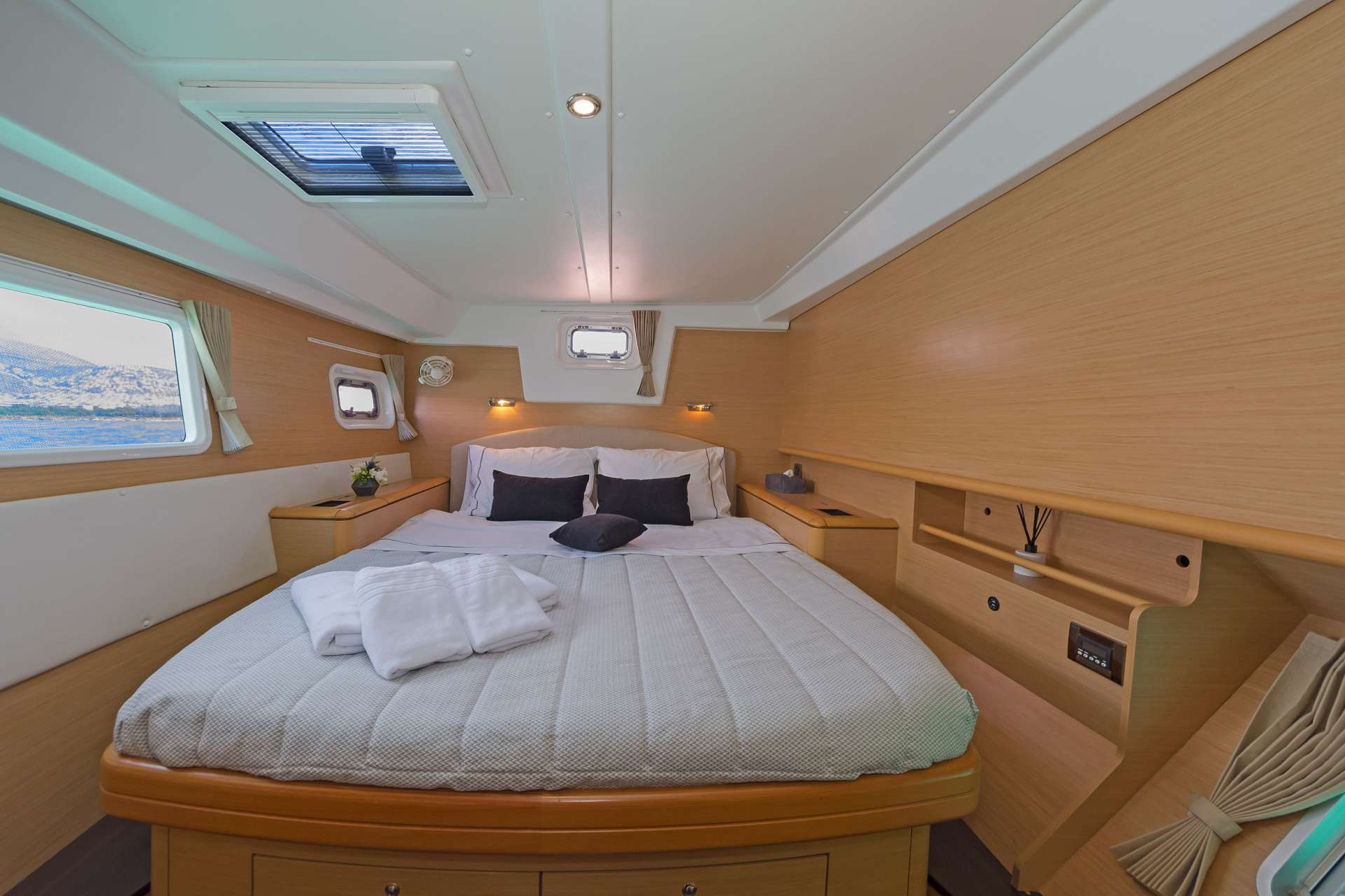 Guest Cabin aft stb side