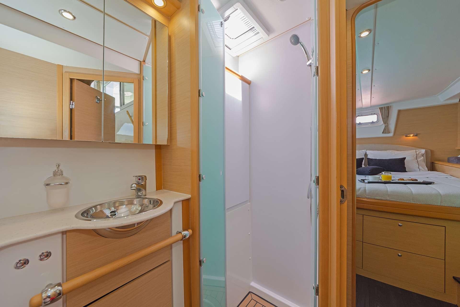 Guest Cabin aft port side