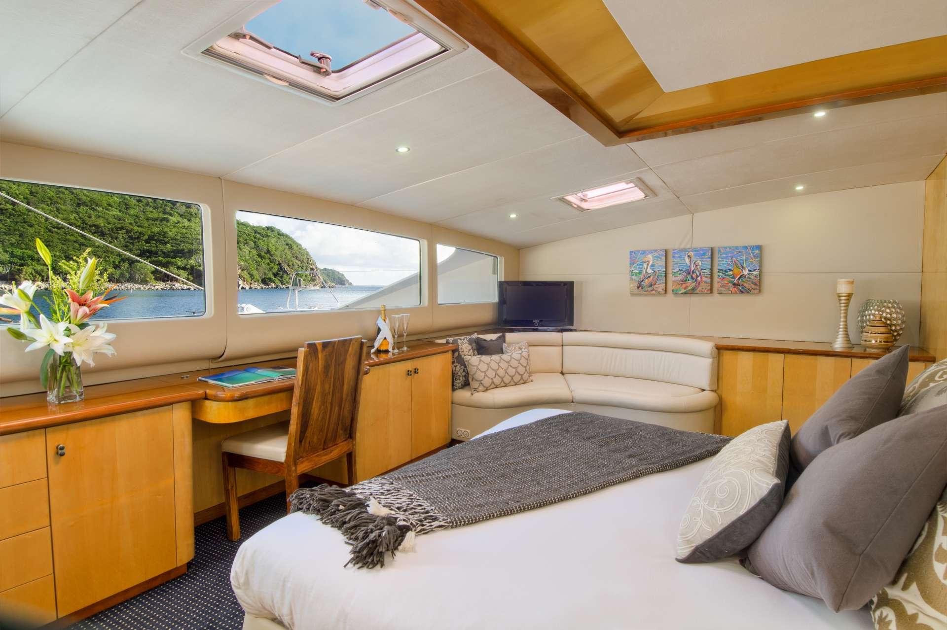 Catamaran Charter Zingara