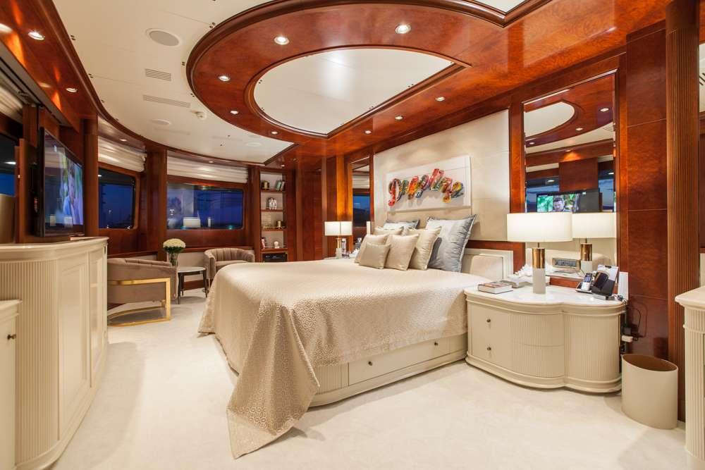 motor yacht O