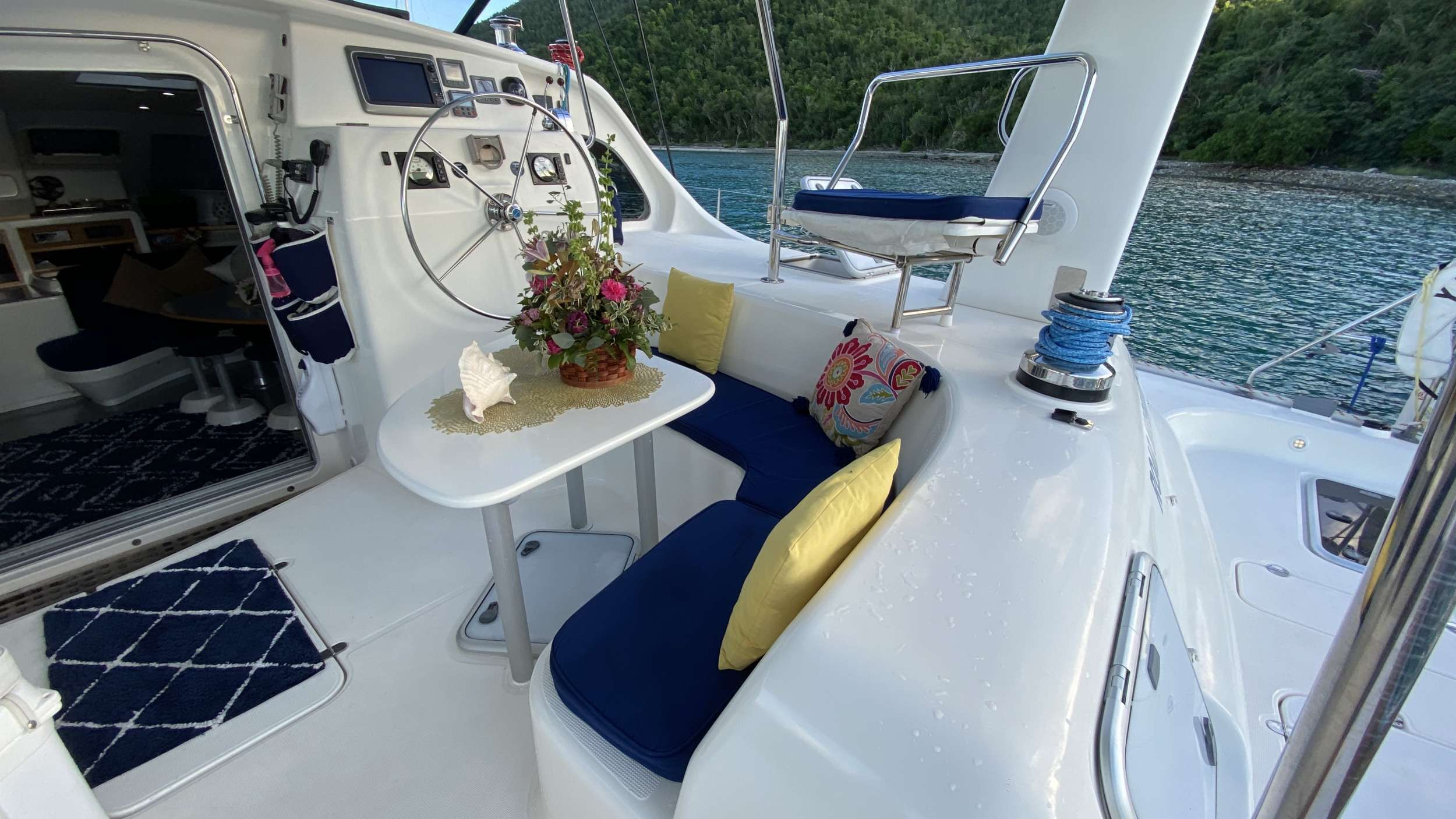 """A typical """"Yes Dear"""" Caribbean ocean sunset experience"""