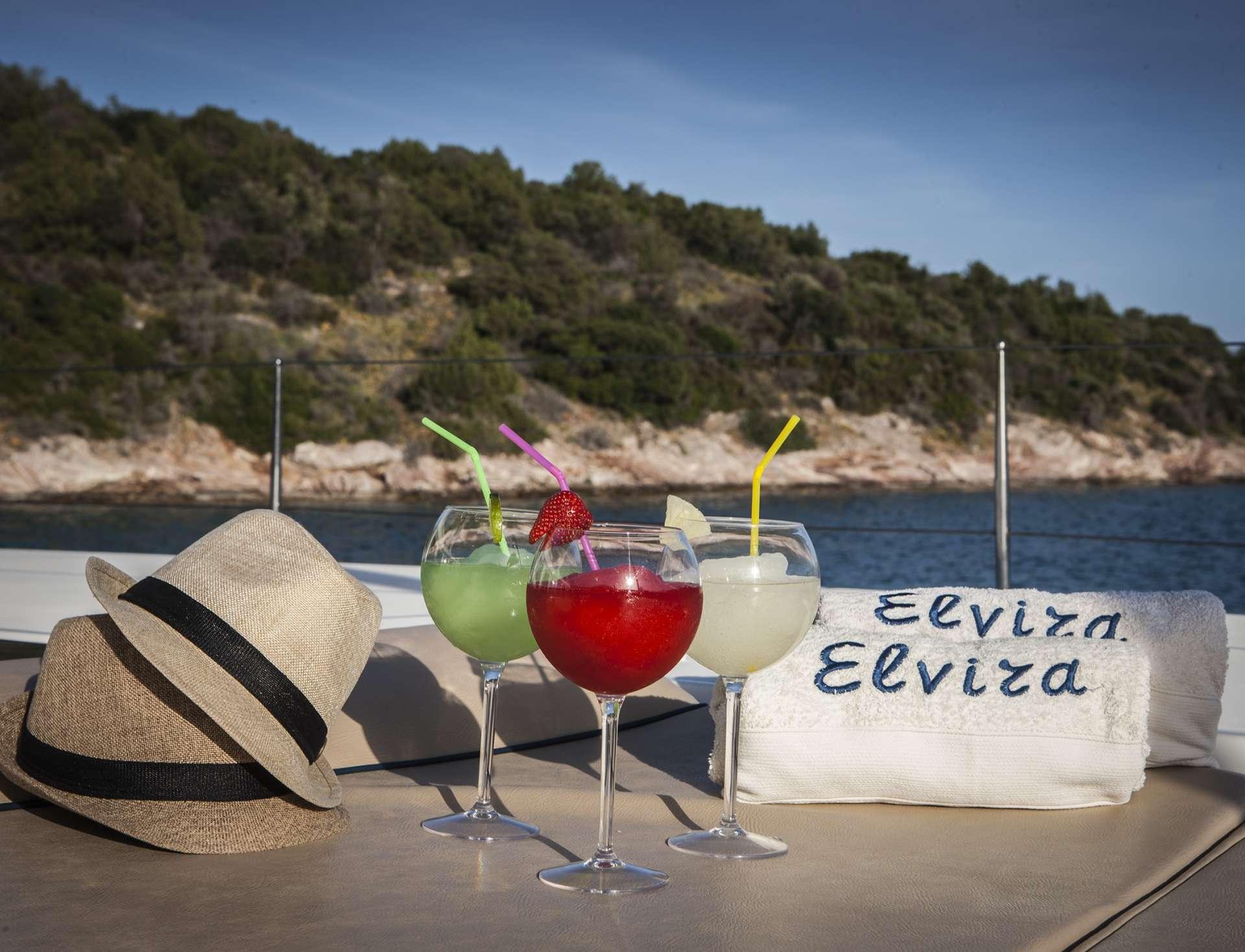Catamaran Charter Elvira