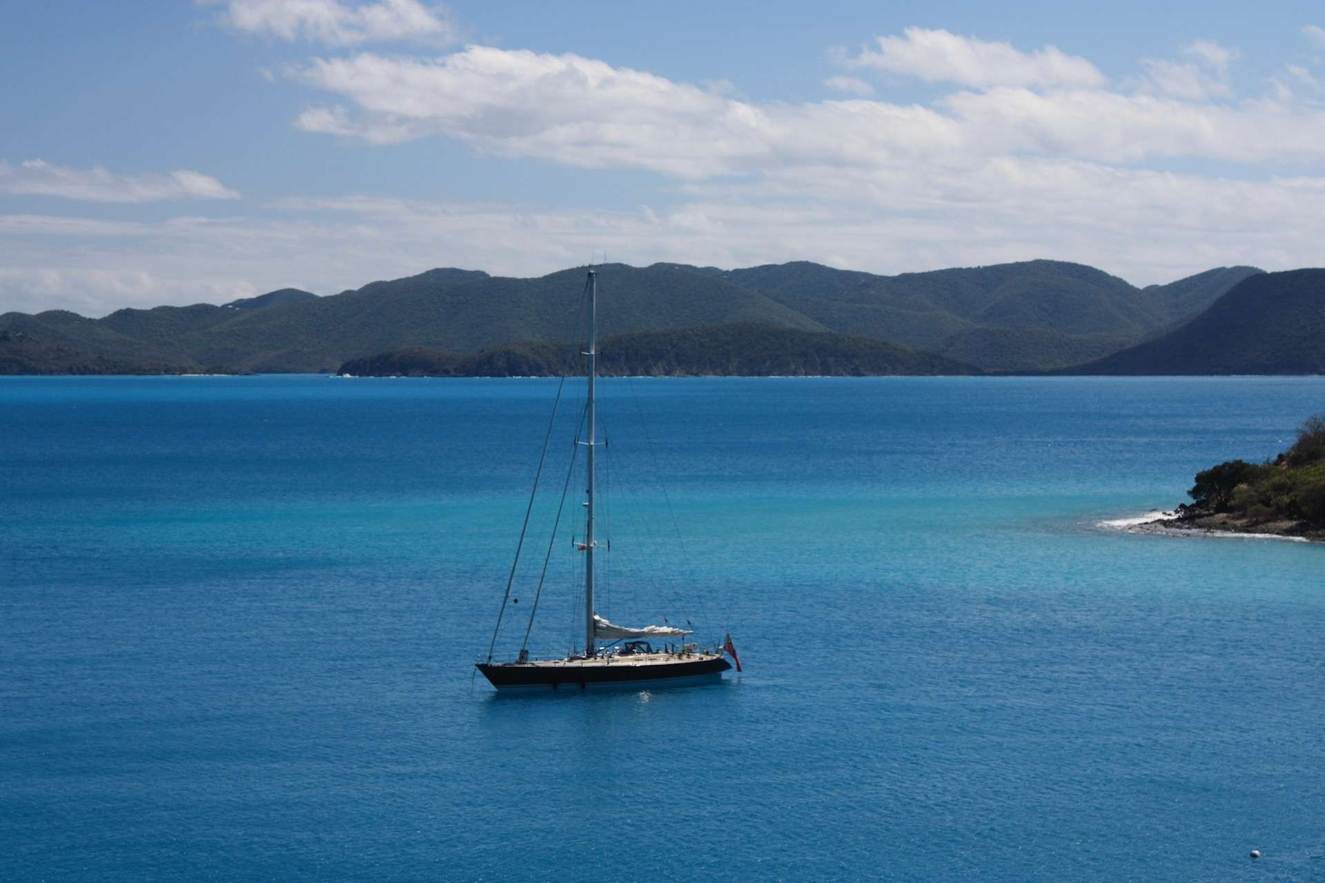 At Anchor BVI