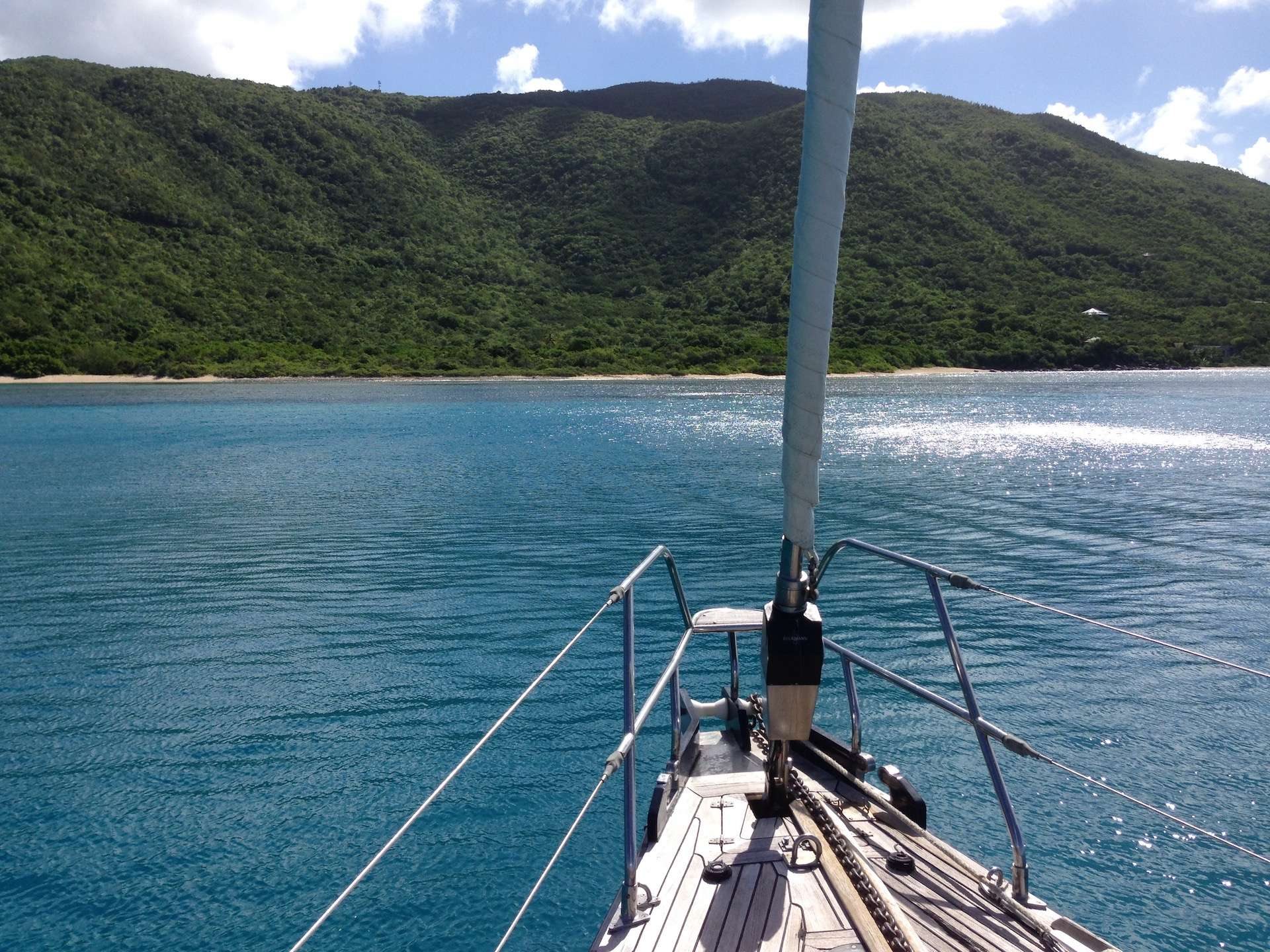 BVI Anchorage