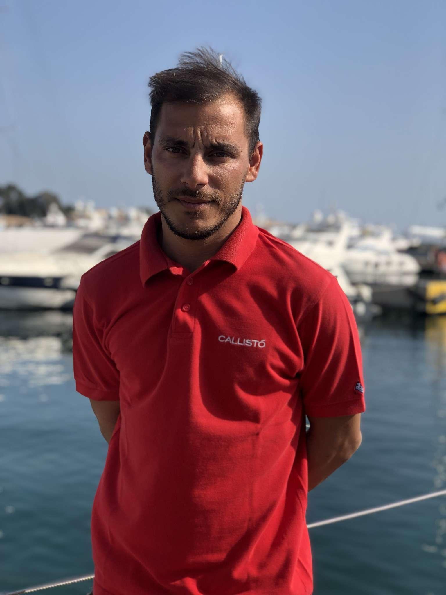 Mike Gouveris Captain