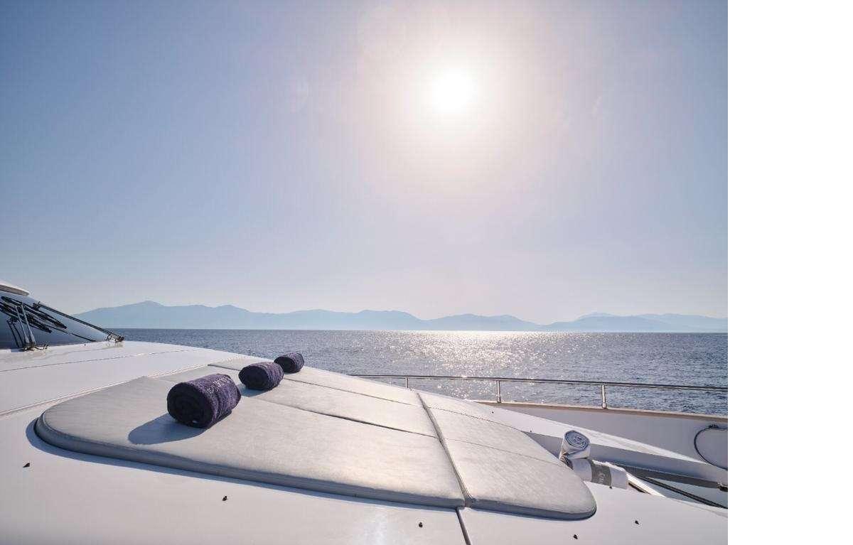 motor yacht IRENE