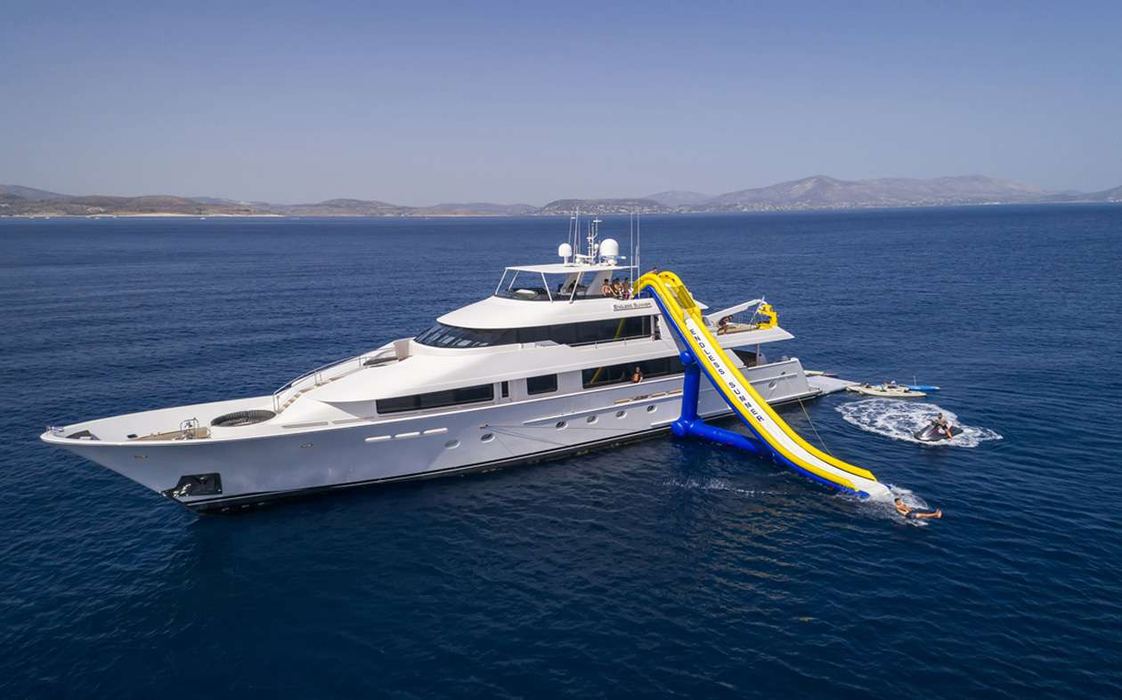 motor yacht ENDLESS SUMMER