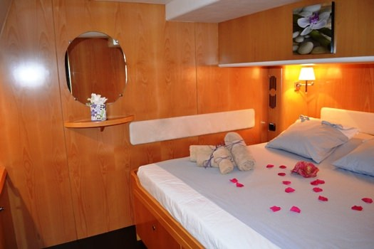 Guest Cabin 3 (starboard Aft)