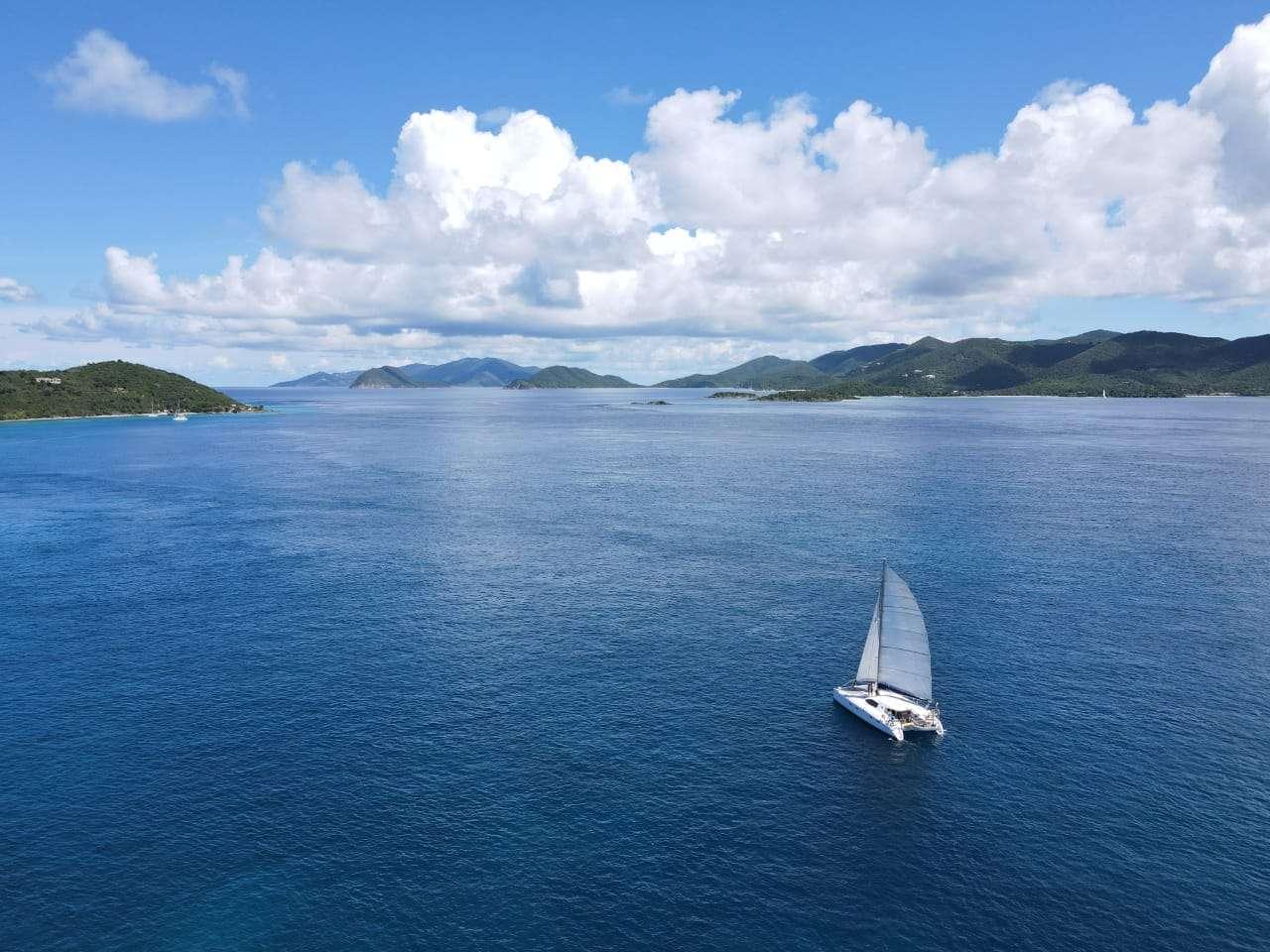 Winner of Prestigious Industry Award Best Catamaran uner 51