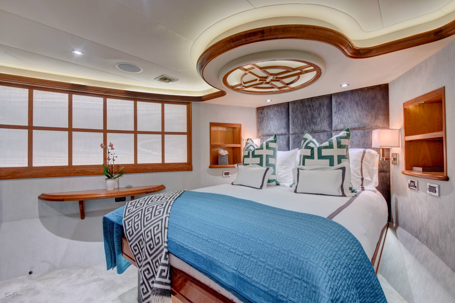 VIP Guest stateroom forward