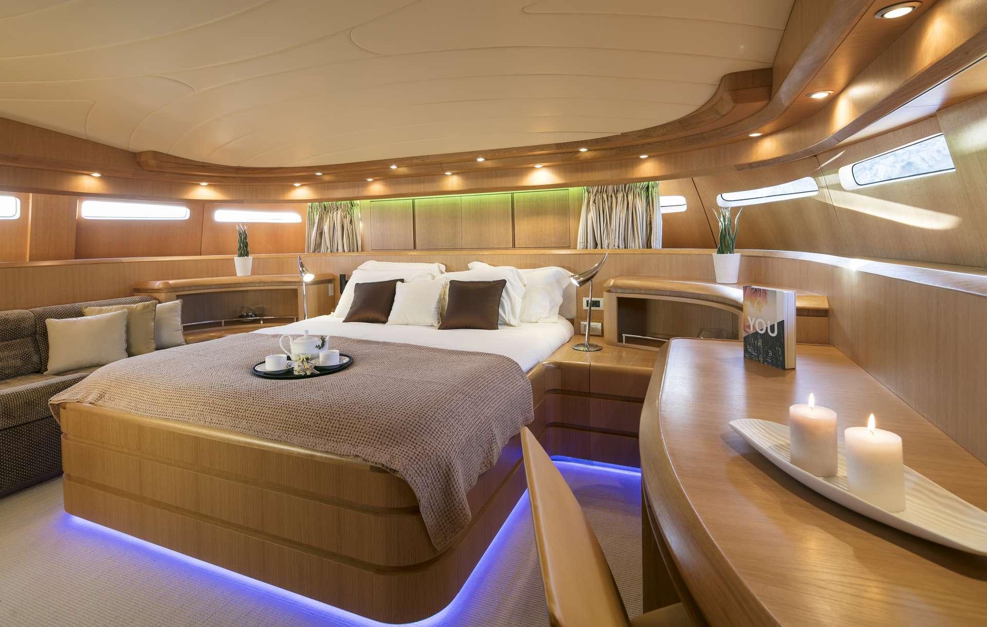 motor yacht PARIS A