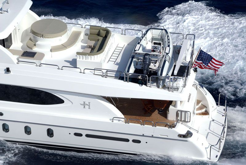 motor yacht TIGERS EYE