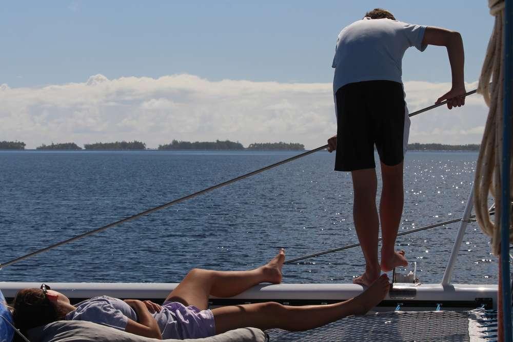 Catamaran Charter Skylark
