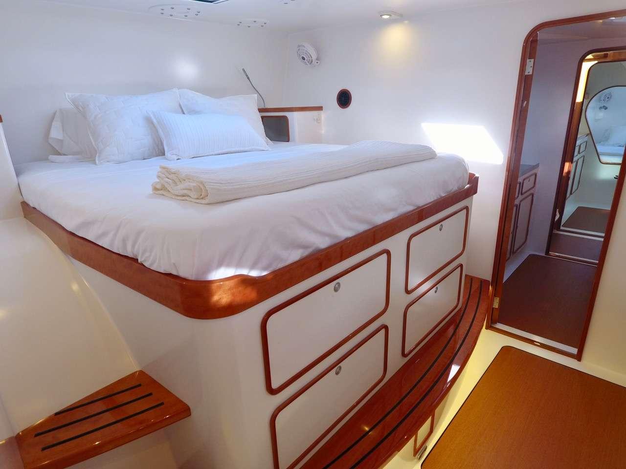 Forward master queen suite
