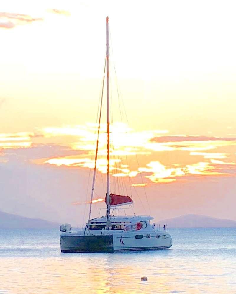 Catamaran Charter Bella Vita