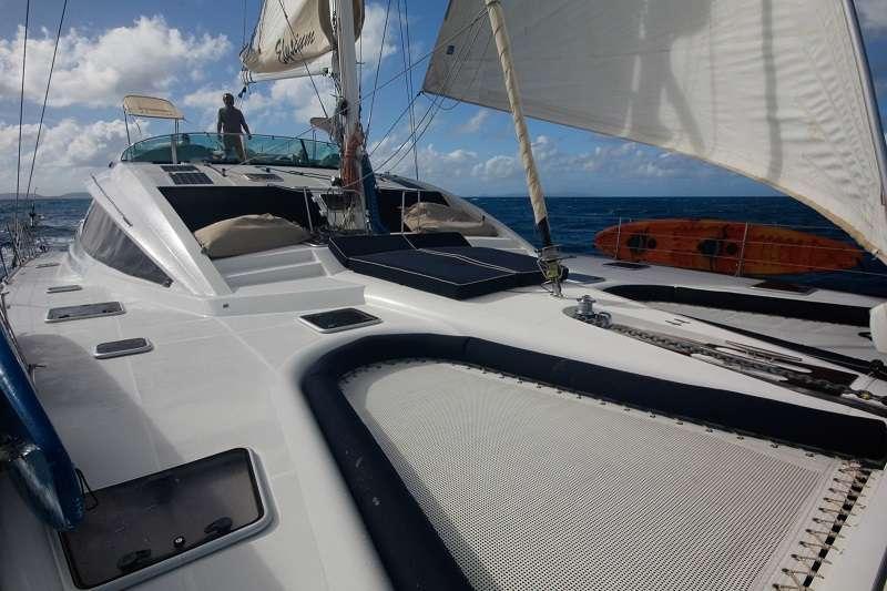 Catamaran Charter Elysium