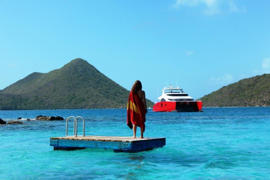 Catamaran Charter Mas