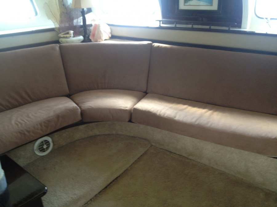 Master Cabin Couch