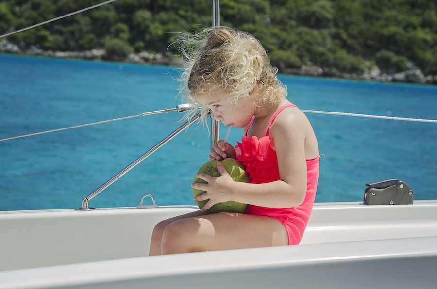 SWEETEST THING yacht image # 12