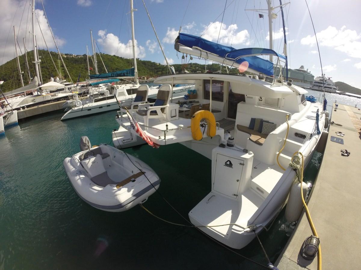 SWEETEST THING yacht image # 16