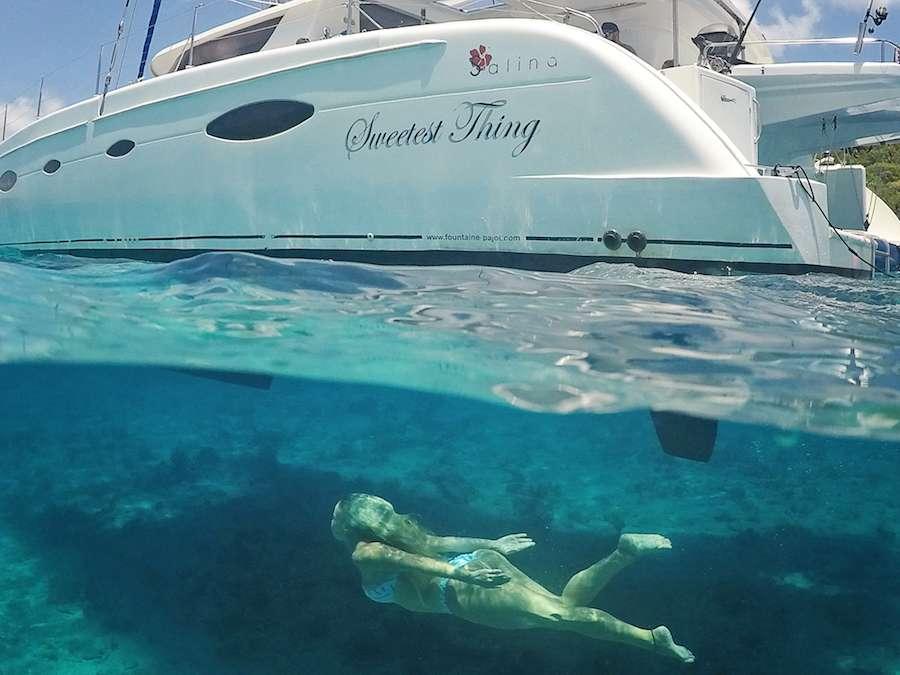 SWEETEST THING yacht image # 4