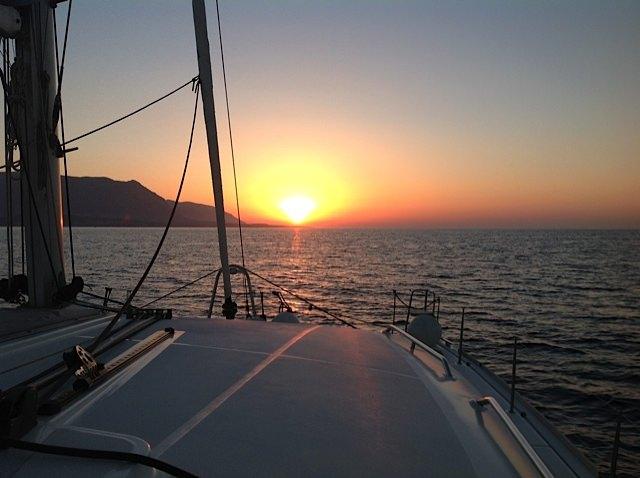 Catamaran Charter Okeanos