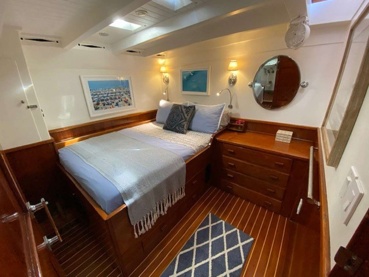 Port Forward Cabin