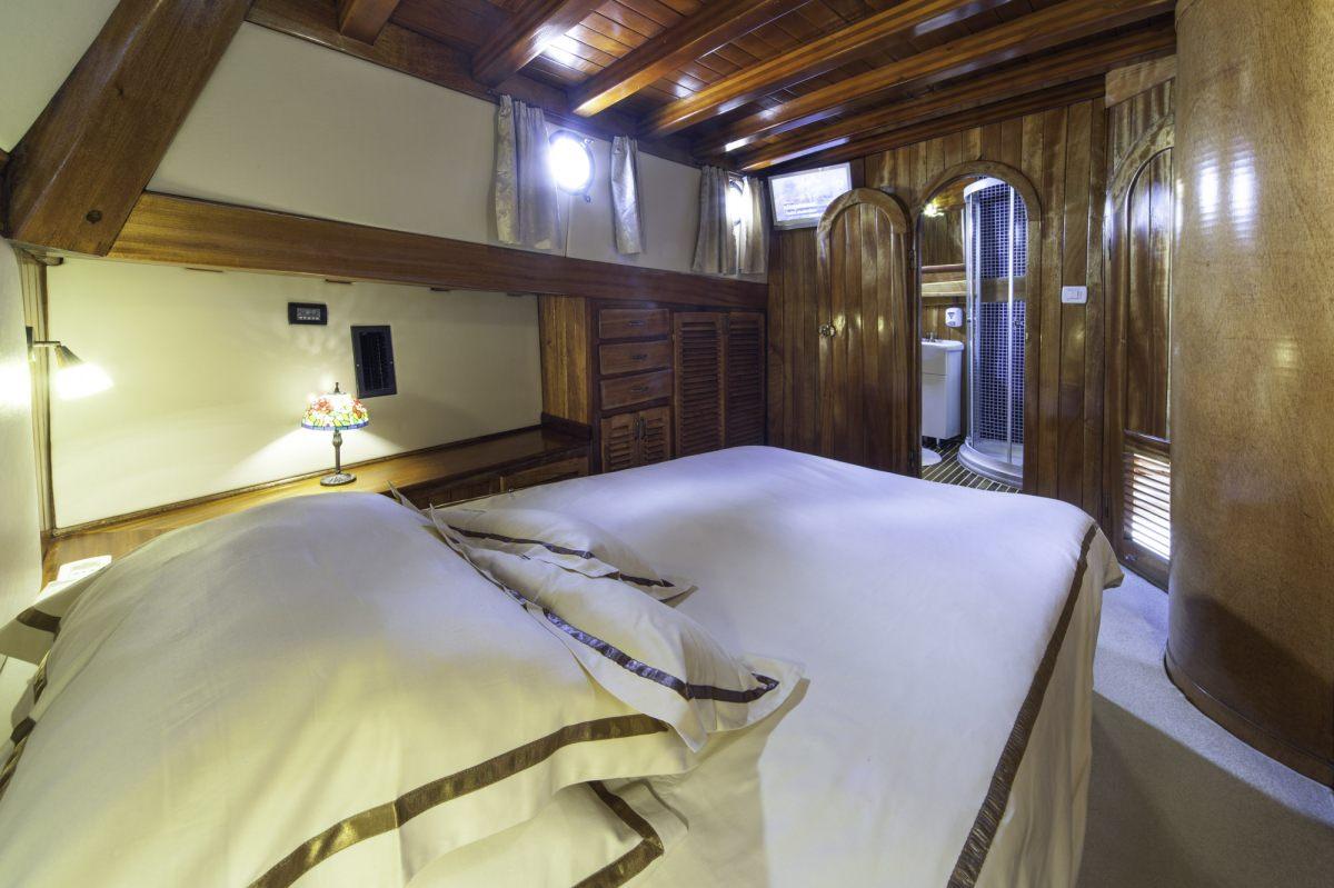 Libra - guest cabin