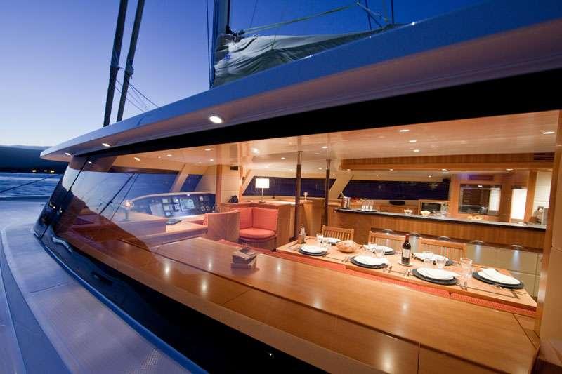 Catamaran Moby Dick