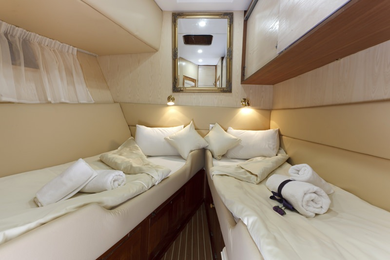 Aborda - guest cabin 2