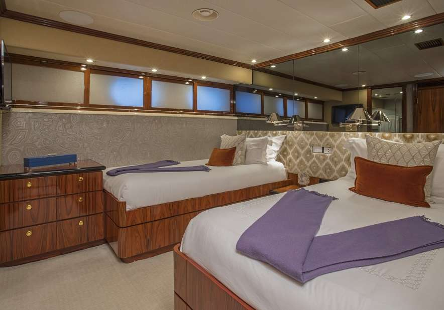Convertible Twin-King Stateroom