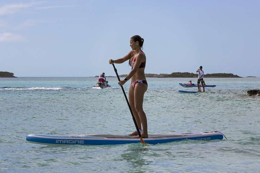 Learn to Paddle Board!