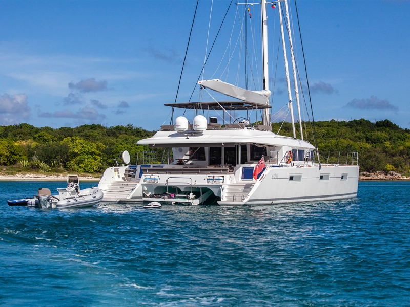Catamaran Charter Sail Away