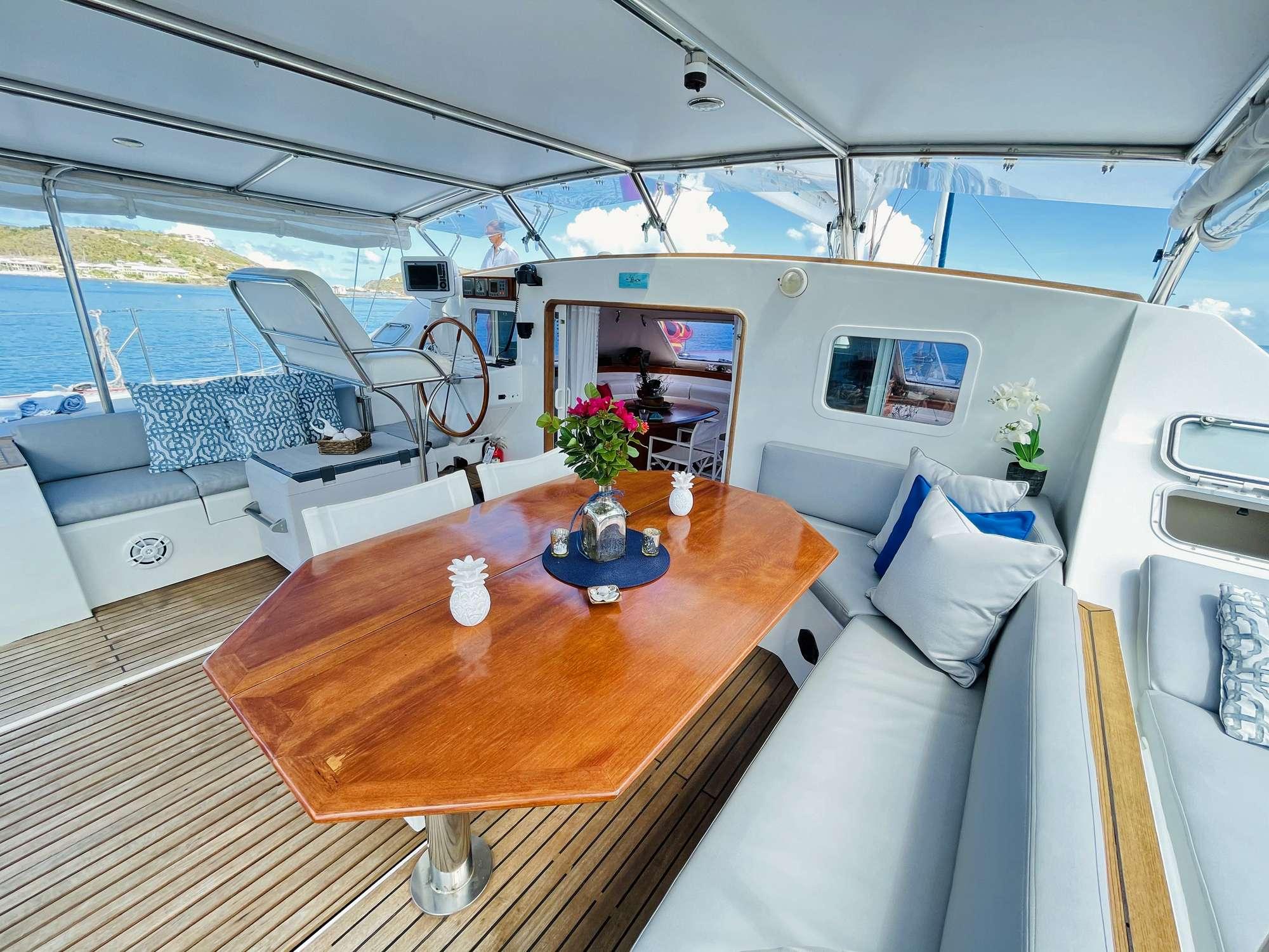 Enjoying Sailing