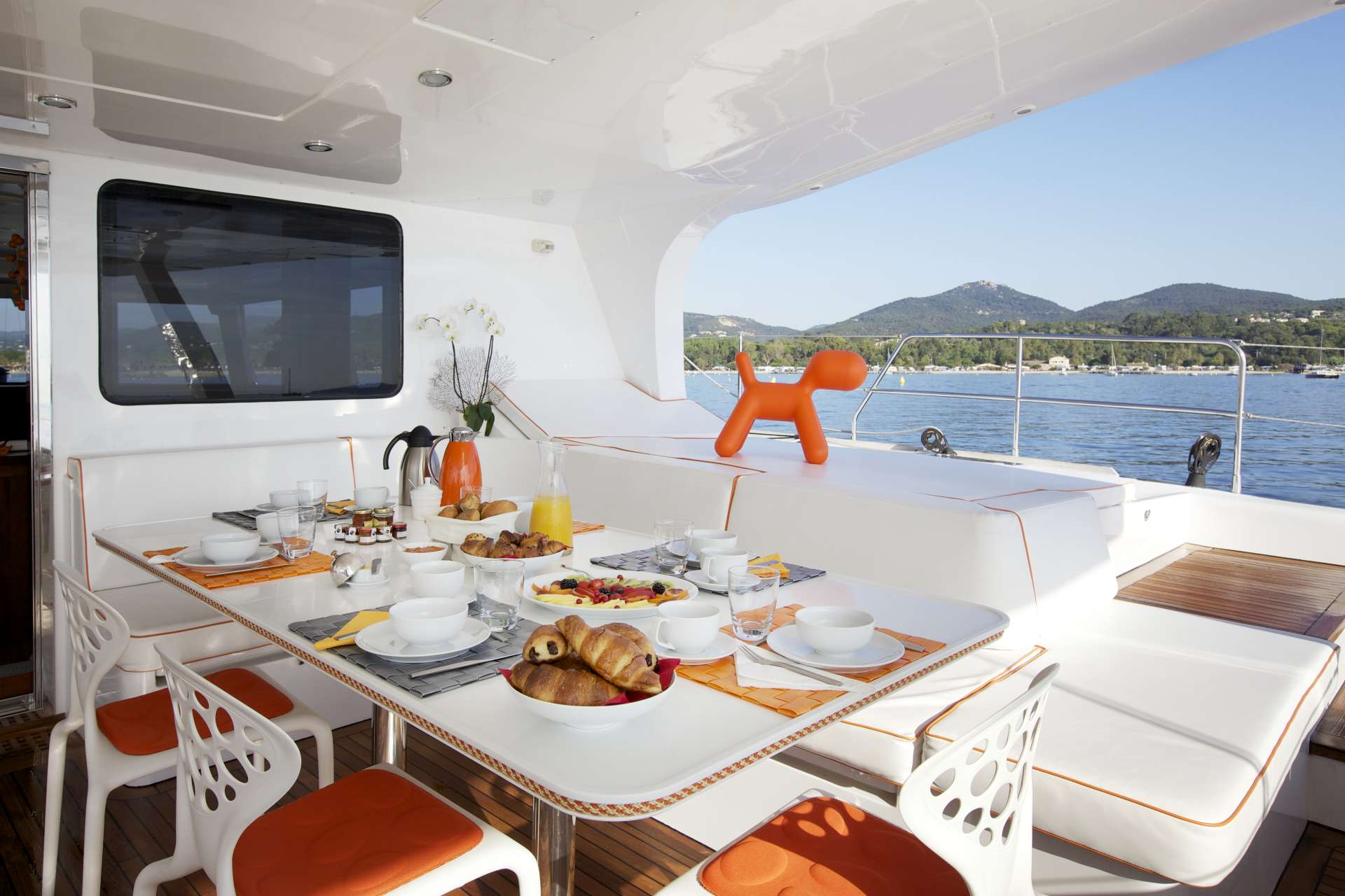Yacht charter Maita